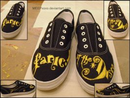 PATD Custom Shoe Collage by MEEPxoxo