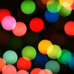 Nondescript Christmas Lights by pagit