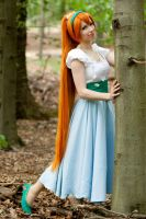 The little lady - Thumbelina by Rayi-kun