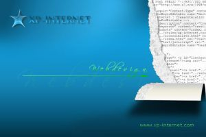 My new business card by XP-Internet