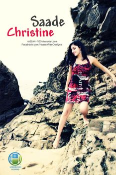 Christine Saade by HASSAN-FIZO
