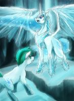 Frightmare Frost by slifertheskydragon