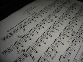 Music Texture 2 by coldstock