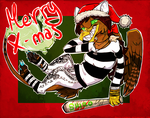 Merry Christmas!.png [+VIDEO] by Shiro-Daemon