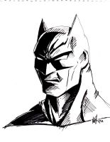 Batman Sketch by Vail-Akatosh