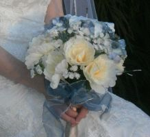 Bridal Bouquet by Merwenna