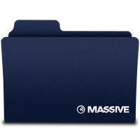 NI Massive icon Folder by robduckyworth