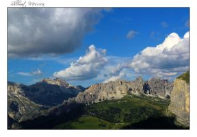 The Dolomites 2 by ShlomitMessica