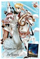 Dream in Color Artbook preview by Mistiqarts