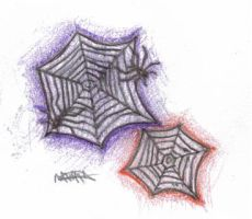 .:Webs:. by bloodyxgun