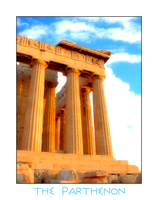 The Parthenon by wingsdesired