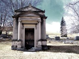 Mausoleum Blues by VampyreDearest