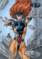 Jean Grey - Marvel Premier by tonyperna