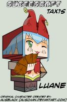 Cubee - Luane by TaxisFlashDude