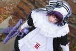 Trinity blood cosplay: Sieglinde by alberti