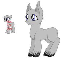Pony Base -MY STYLE- by Sarahs-Adopts