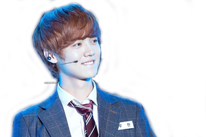 PNG EXO Luhan Render by ArdeliaExotics
