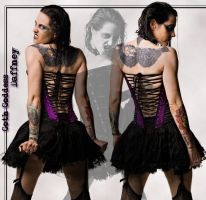 Goth Goddess - Daffney by Winstead