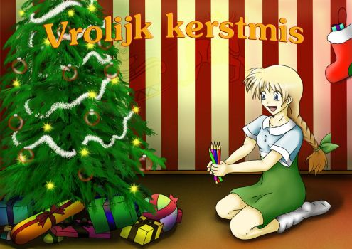 Merry Christmas!! by Light-Lein