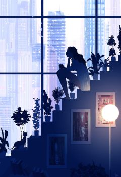 A view on The view by PascalCampion