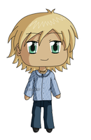 [Commission] Mini Chibi Taylen by izka197