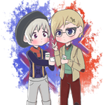 god diddly hipsters with their starbucks n glasses by mis-tea