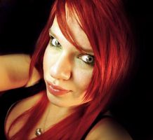 RedHead by MarlenaLphotography