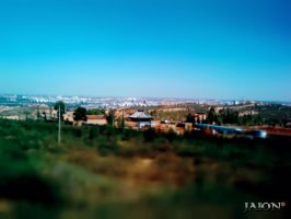 Tilt-shift photography by baifengxi