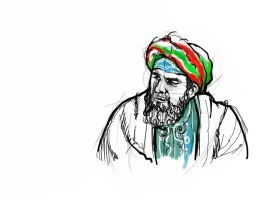 Homme arabe by taoufiq