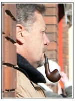 The Pipe Smoker by e-s-d