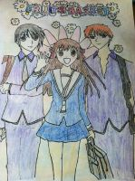 Fruits Basket! by LuLuBellaCalista