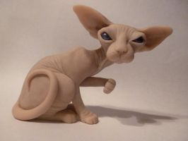 Sphynx1 by ACreepyLittleFriend