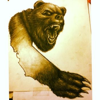California Right to BEAR ARM by DrChainsawHandz