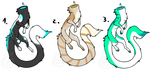 CLOSED - Headless Creatures Adoptables 316 by LeaAdoptables