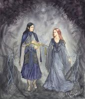 Elven Betrothal by Anylon