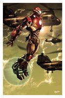 ultimate Ironman by tonytorrid