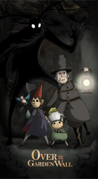 Over the Garden Wall by Devicon