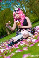 Tea Party by darkromantics
