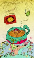 life in a cup by alaa-alsiddiq