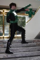My Green Lantern Suit by Bluebird0020