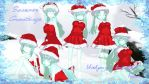 Fairies in the Snow by L-exander909