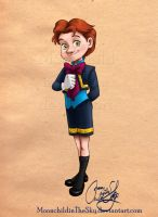 Little Hans by MoonchildinTheSky