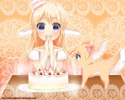 happy b-day too steamed bunny by SakuraAlice33