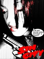 Sin City Homage by quidditchmom