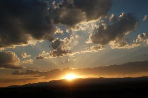 New Mexico Sunset by BeccaPanda