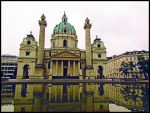 A Baroque Cathedral by sirithlainion