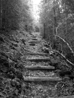 The Stairway by Tarsurion