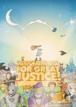 For Great Justice by ameba2k