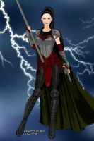 Lady Sif by DarthCrotalus