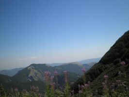 Mountains 1 by Cippman